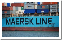 maersk international maritime centre award